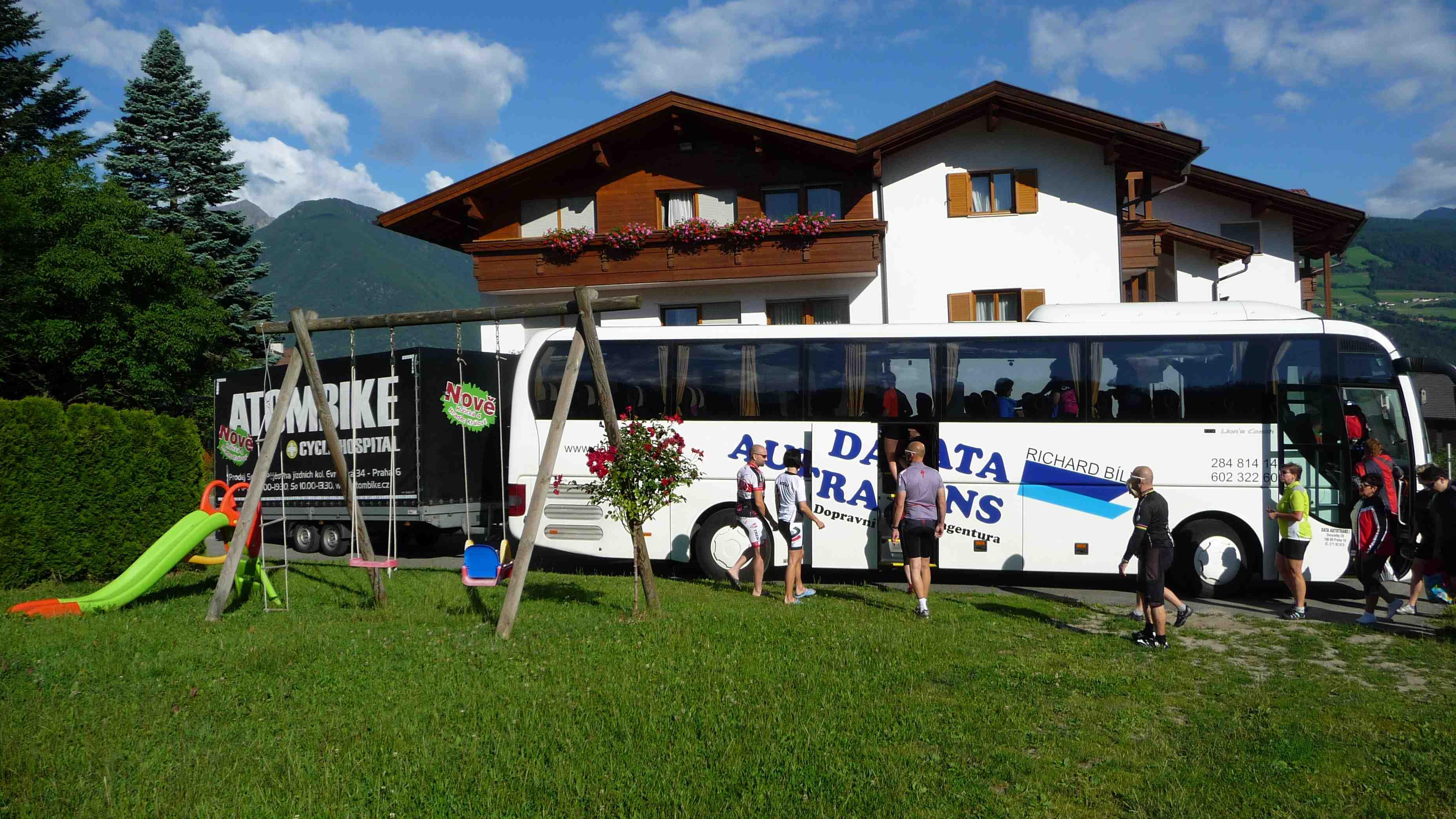 Nejkrásnější údolní cyklostezky Jižního Tyrolska