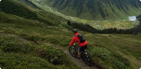 Transalp: Swiss Trails